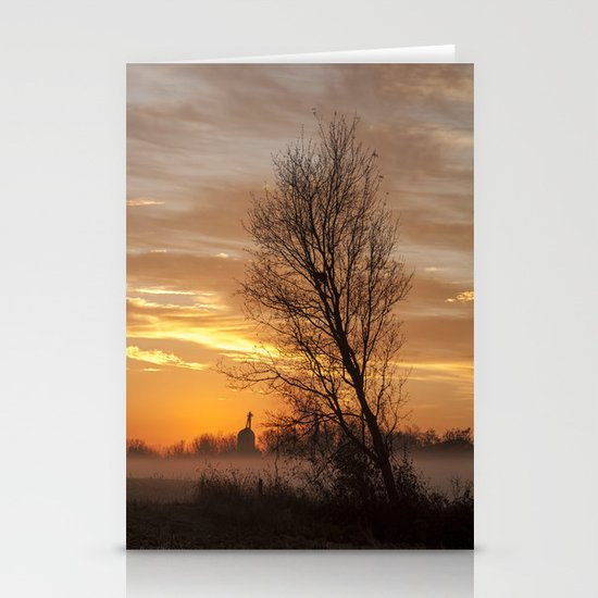 A New Day Dawning Stationery Cards