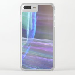 At The Deepest Level Of Abstraction Clear iPhone Case