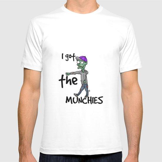 Stoner Zombie T-shirt