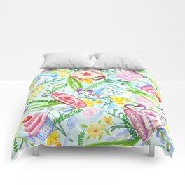 Spring High Tea Comforters