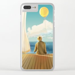 Love your self Clear iPhone Case