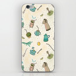 YERBA MATE LOVE iPhone Skin