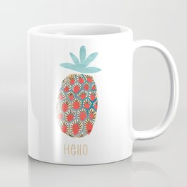 Hello pineapple Coffee Mug