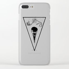 Departure Clear iPhone Case