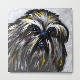 Bumble, the Abominable Snowman Metal Print