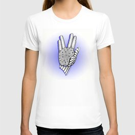 Go Forth and Prosper Zentangle Greeting T-shirt