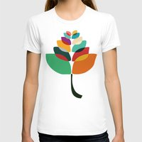 lotus T-shirts featuring Lotus flower by Picomodi