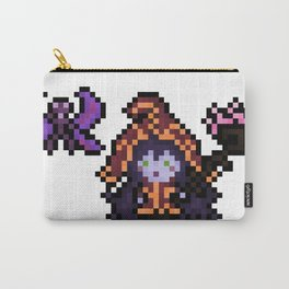 Lulu, The Pixel Sorceress Carry-All Pouch