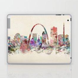 St.louis missouri skyline Laptop & iPad Skin