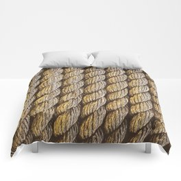 texture Ropes tether Comforters