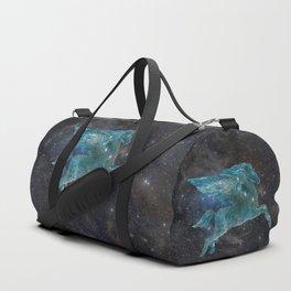 Pegasus and Galaxy Duffle Bag