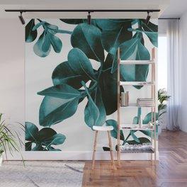 Ficus Leaves Dream #3 #tropical #decor #art #society6 Wall Mural