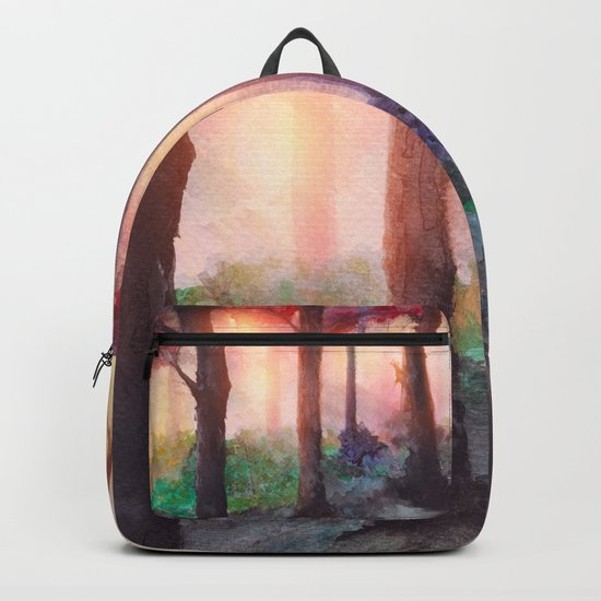 Into The Forest VII Backpack
