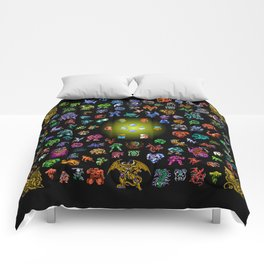 Final Fantasy I Fiends and Monsters Comforters