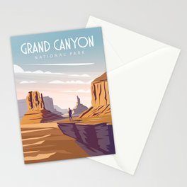 Grand canyon national park united states Stationery Cards