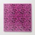 Retro Black raspberry abstraction by fuzzyfox85