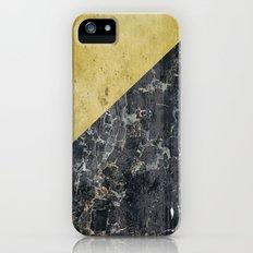 gOld slide iPhone (5, 5s) Slim Case