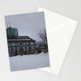 Snowy Kahler Asten Tower Stationery Cards