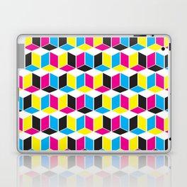 CMYK Laptop & iPad Skin