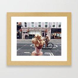 Dublin Love Framed Art Print