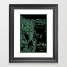 Pan's Labyrinth Framed Art Print