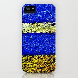 Mall Parking Lot 2 iPhone Case