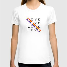 LOVE yourself - LOVE others T-shirt