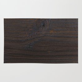 wood texture as background Rug