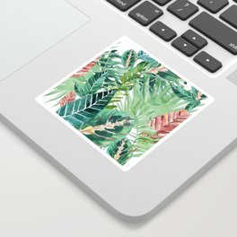 Havana jungle Sticker