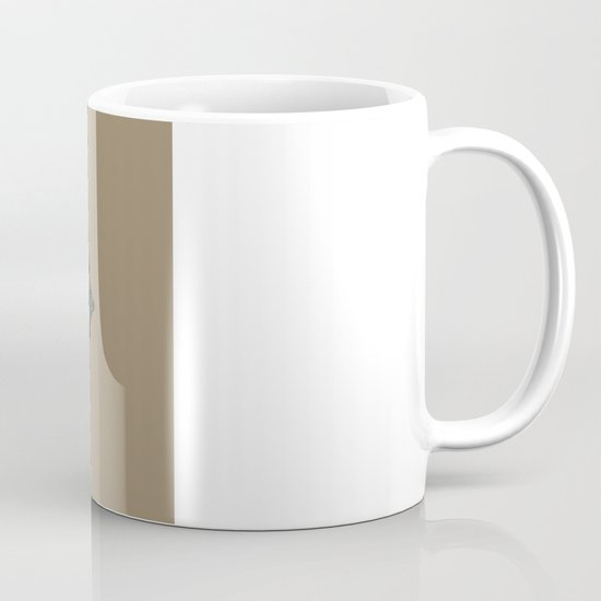 He, with the peculiar voice Mug