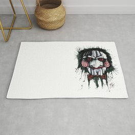 The Horror of Jigsaw Rug