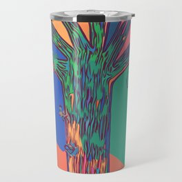 Colorful First Sprint Blossoms Travel Mug