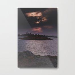 Lost Island Metal Print