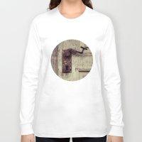 door Long Sleeve T-shirts featuring door by Deviens