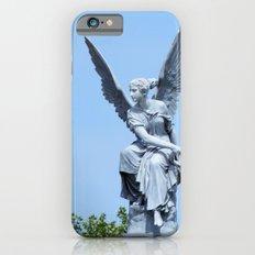 Angel and blue skies iPhone 6s Slim Case