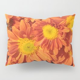 Petals a L'orange Pillow Sham