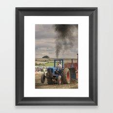 Fordson Power Framed Art Print