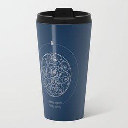 Doctor Who: Wibbly Wobbly Travel Mug