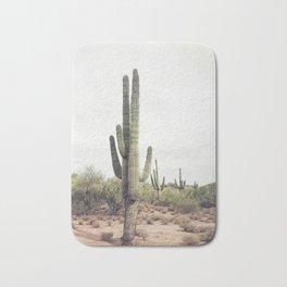 Desert Cactus Bath Mat