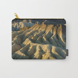 Death Valley - Zabriskie Point Carry-All Pouch