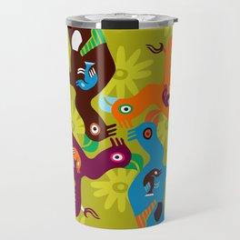 Paracas Pop I Travel Mug