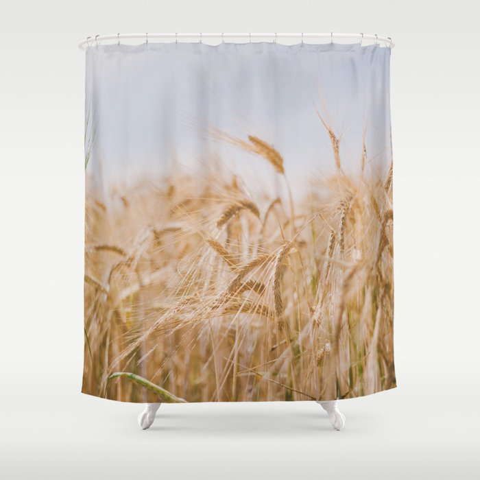 Summer Vibes Only Shower Curtain