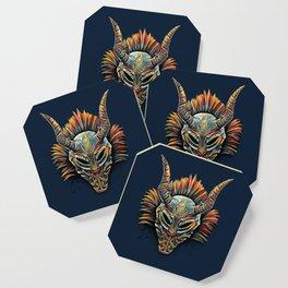 Killmonger Tribal Mask Coaster