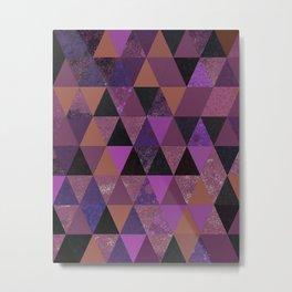 Abstract #831 Metal Print
