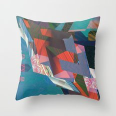 New Sacred 24 (2014) Throw Pillow