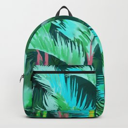 Palm Forest Backpack