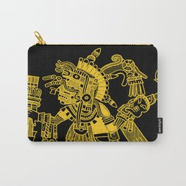 Ancient Mexican Design 2 Carry-All Pouch