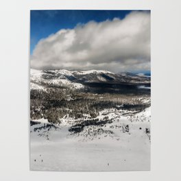 Mammoth Mountain: Chair 23 Poster