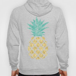 Gold Pineapple Hoody