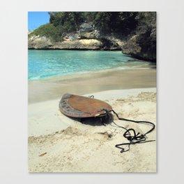 Anguilla, BWI Caribbean Canvas Print